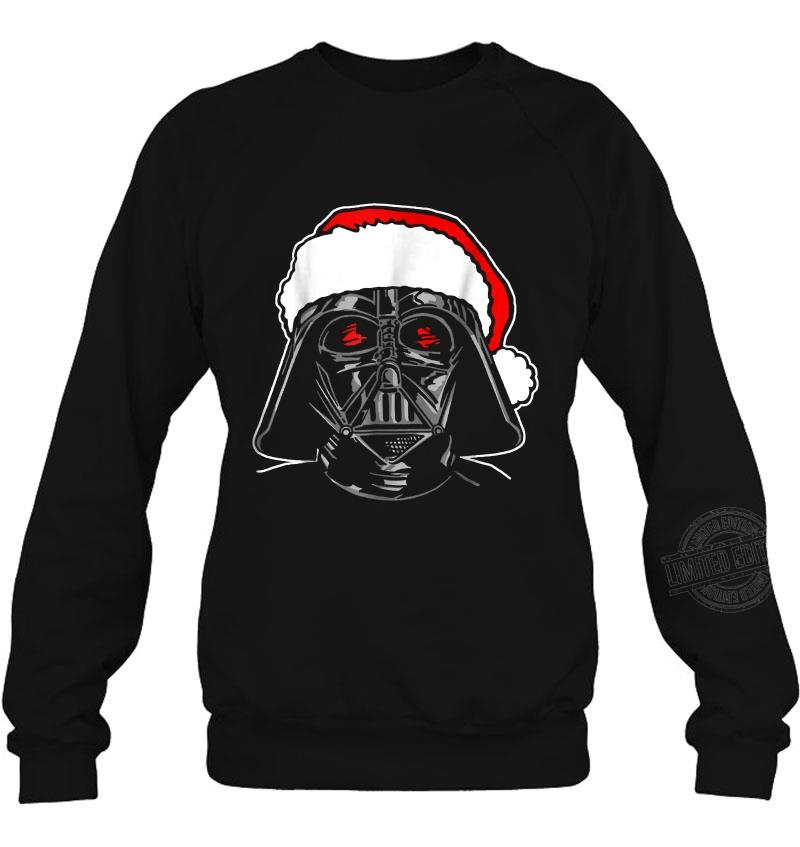 Star Wars Santa Darth Vader Christmas Shirt